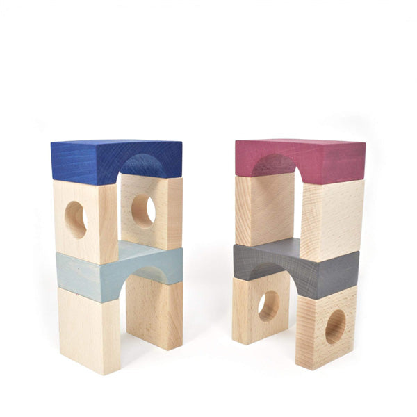Lubulona Tunnel Blocks – Tetuan Medium Set