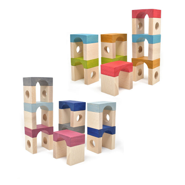 Lubulona Tunnel Blocks - Mega Set