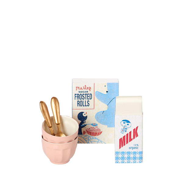 Maileg Breakfast Set for 2