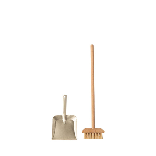 Maileg Broom Set