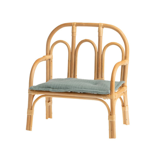Maileg Bench Rattan - Medium