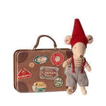 Maileg Christmas Mouse in Suitcase - Little Brother