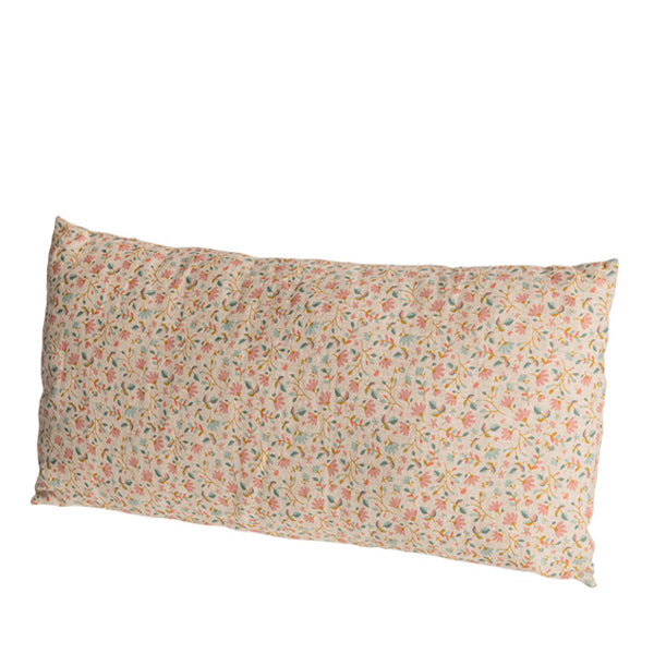 Maileg Cushion with Flowers, 30x50 cm