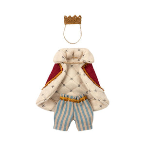 Maileg King Clothes for Dad Mouse