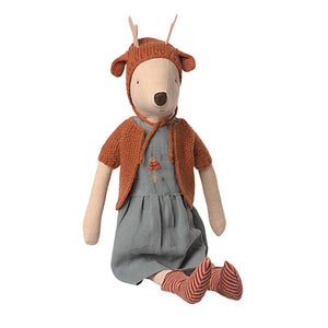 Maileg Maxi Mouse – Girl