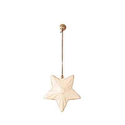 Maileg Metal Ornament - Star