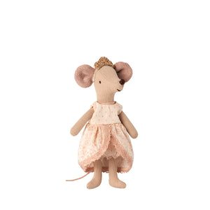 Maileg Micro and Mouse Princess Dress – Rose