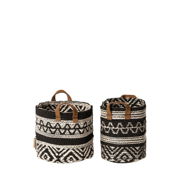 Maileg Miniature Baskets 2 Pcs.