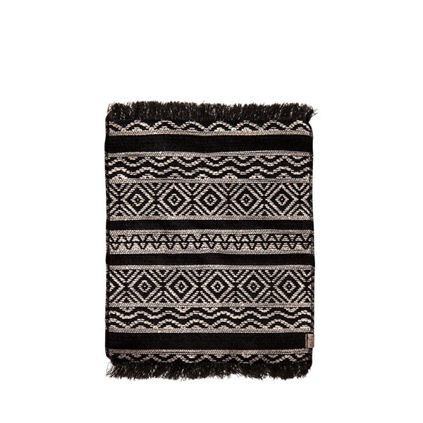 Maileg Miniature Rug - Black