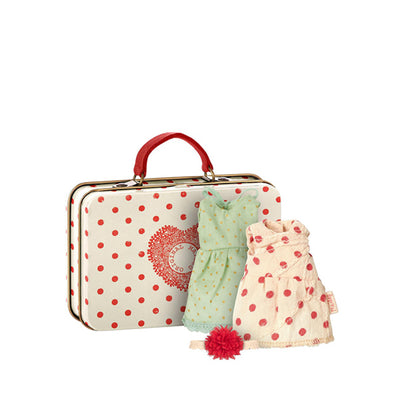 Maileg Mouse - Suitcase with 2 of Clothes