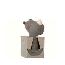 Maileg Noah's Friends - Rhino Rattle