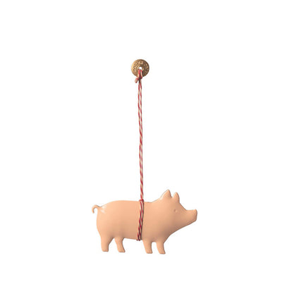 Maileg Metal Ornament - Pig