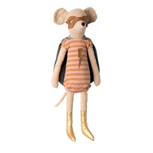 Maileg Super Hero Mouse, Maxi - Girl