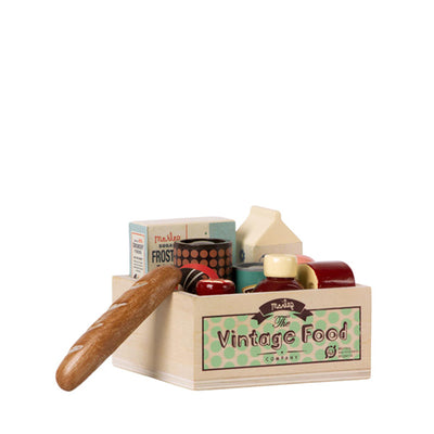 Maileg Vintage Food - Grocery Box