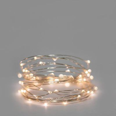 Midnight Twinkle LED Light Chain - 40 LEDs
