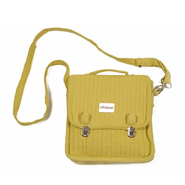 Minikane Bag 2 in 1 - Jaune des Sables