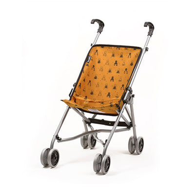 Minikane Doll Stroller - Curry