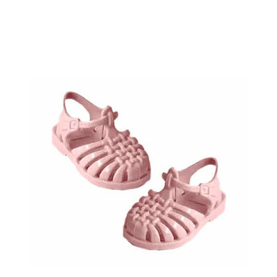 Minikane x Méduse Beach Sandals - Rose Pastel