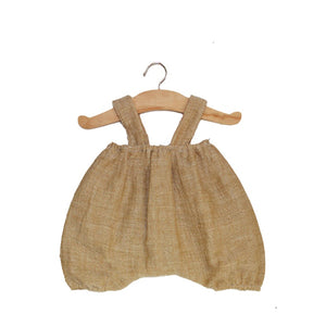 Minikane Paola Reina Baby Doll Bloomer KIM – Heather Mustard