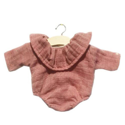 Minikane Paola Reina Baby Doll Body COLETTE – Rose Chiné