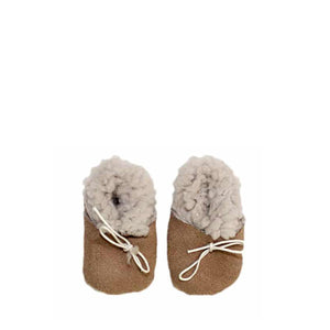 Minikane Paola Reina CAPSULE COLLECTION Baby Doll Boots – Mastic