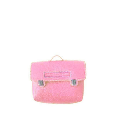 Paola Reina Baby Doll Satchel – Rose