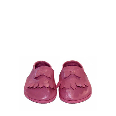 Minikane Paola Reina Baby Doll Loafers Shoes – Pink