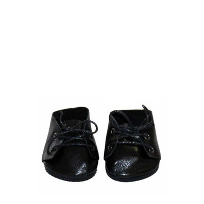 Minikane Paola Reina Baby Doll Lace-Up Shoes – Black