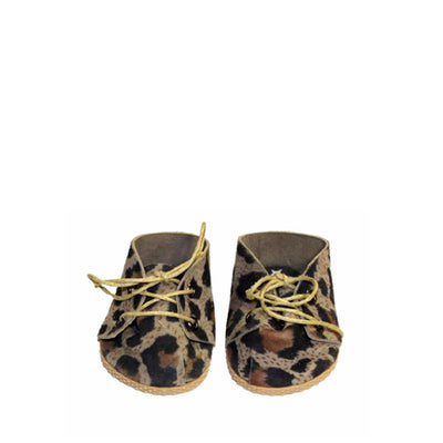 Minikane Paola Reina Baby Doll Lace-Up Shoes – Jaguar
