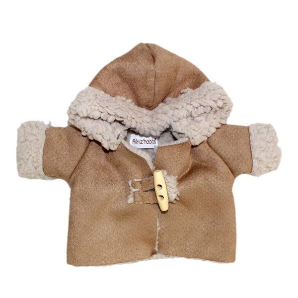 Minikane Paola Reina CAPSULE COLLECTION Winter Coat – Mastic