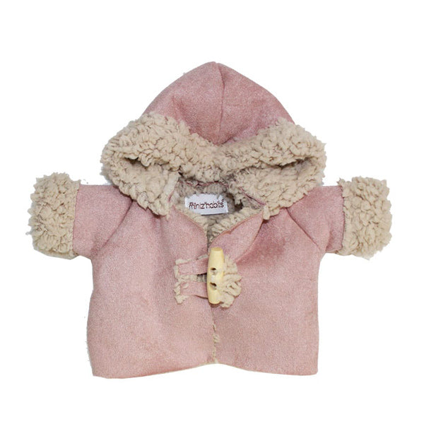 Minikane Paola Reina CAPSULE COLLECTION Winter Coat – Rose