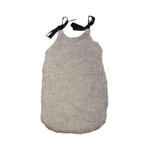 Minikane Paola Reina Baby Doll Sleeping Bag – Gris Chiné