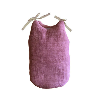 Minikane x Bakker Paola Reina Baby Doll Sleeping Bag - Rose Orchidée