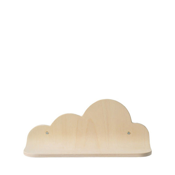 Mum and Dad Factory Cloud Shelf