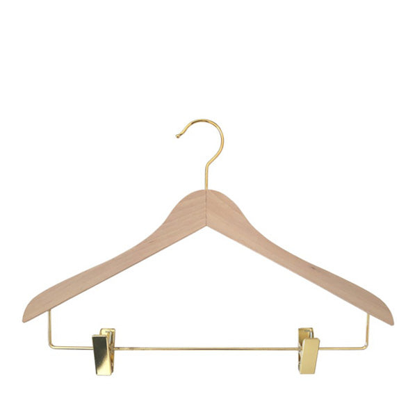 Mum and Dad Factory Clamp Clothes Hanger - Adult