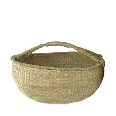 Seagrass Basket Stuart - Natural