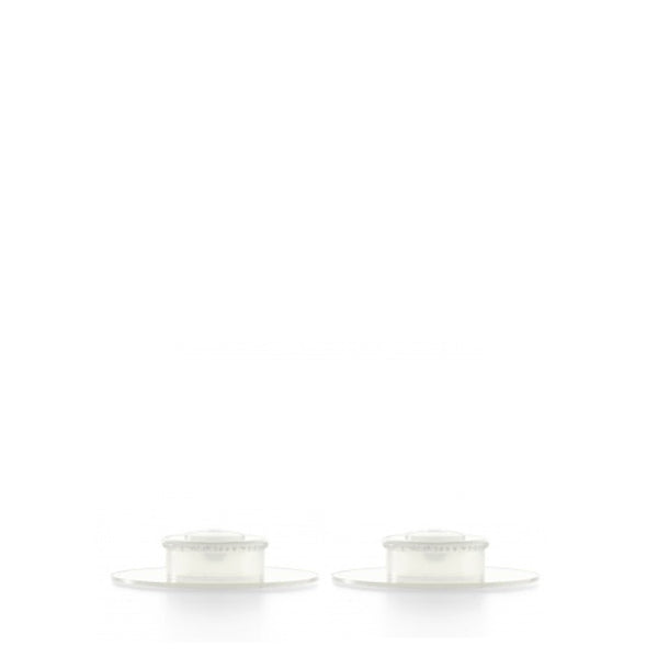 Natursutten Glass Bottles - Replacement Double Valves (2 Pack)