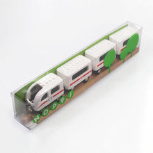 Neue Freunde NOPPI Compatible Train And Wooden Rails – DB ICE