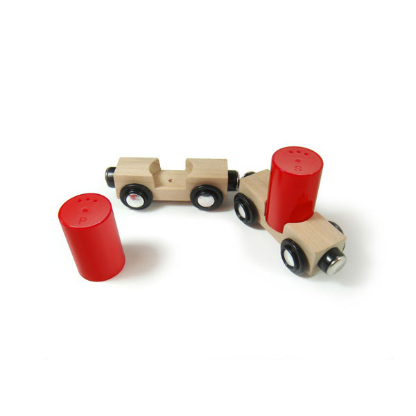 Neue Freunde Salt And Pepper Express – Red