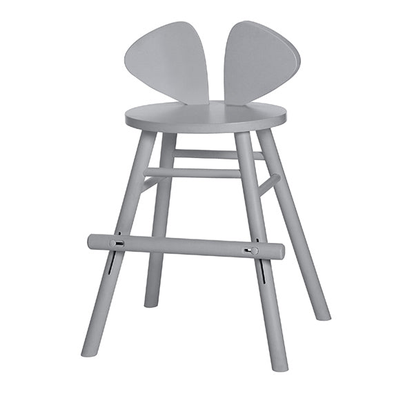 NoFred Mouse Chair Junior – Grey