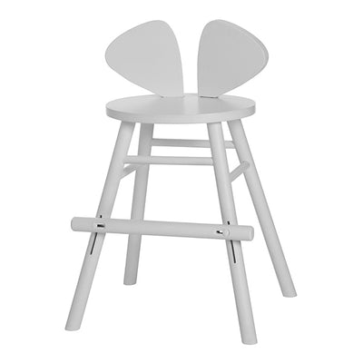 NoFred Mouse Chair Junior - White