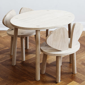 Nofred Mouse Table - Oak