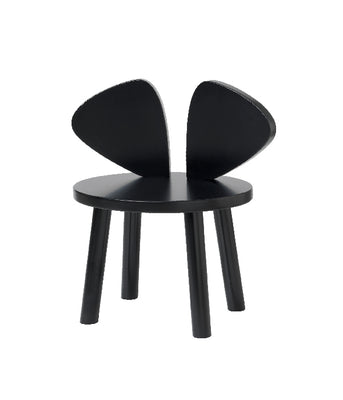 Nofred Mouse Chair Black