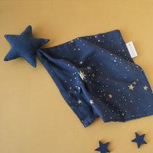 Nobodinoz Star Doudou - Gold Stella / Night Blue