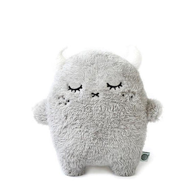 Noodoll Luxe Plush Toy - Ricepuffy - Grey