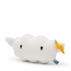 Noodoll Plush Toy - Ricestorm White