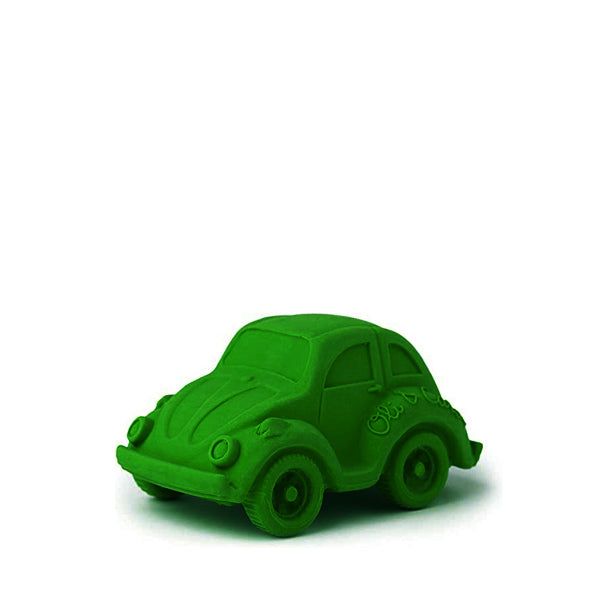 Oli and Carol Carlito the Car – Green