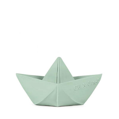 Oli and Carol Origami Boat – Mint