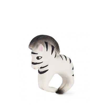 Oli and Carol Bracelet – Zoe the Zebra