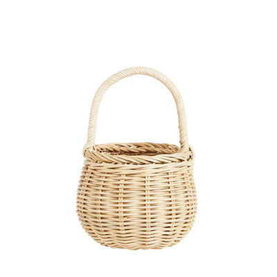 Olli Ella Berry Basket - Straw